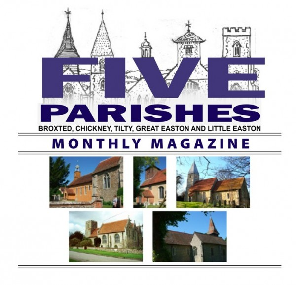 Online Five Parishes Magazine